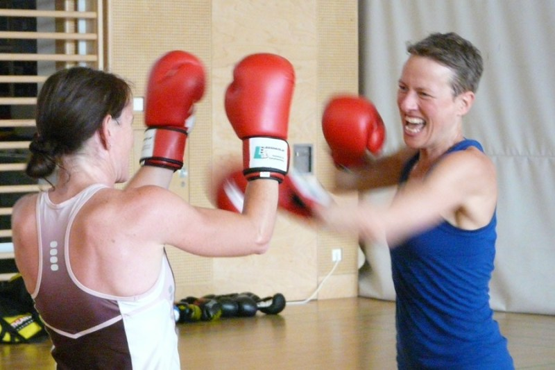 Ready to Rumble Boxen Frauen